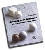 Creating With Soapstone Book -  In Stock order now for immediate shipping!