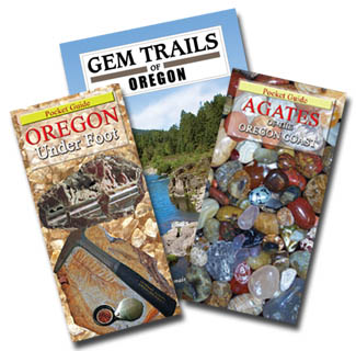 We make rockhounding EASY with the largest Selection of Regional Books and Maps for the novice or experienced craftsman on lapidary and nature related subjects, bringing you the best of Oregon and the northwest.